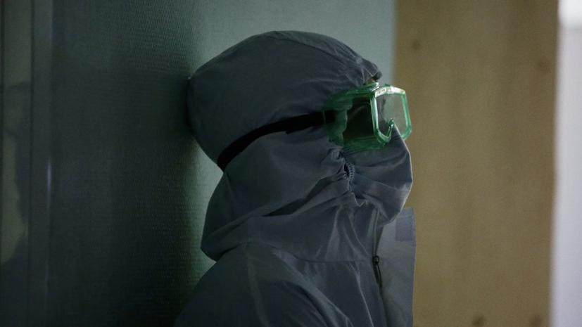 В России за сутки скончались 504 пациента с коронавирусом