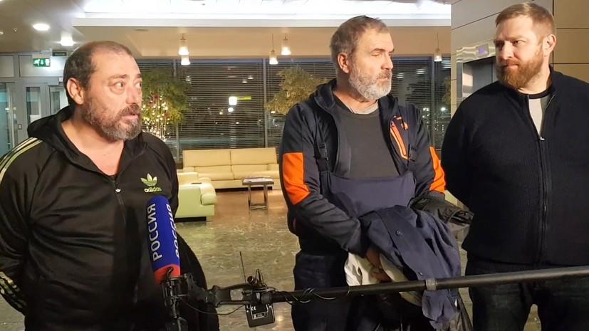 «Мы просто проезжали мимо этого государства»: что известно о задержании и освобождении российских моряков в Ливии