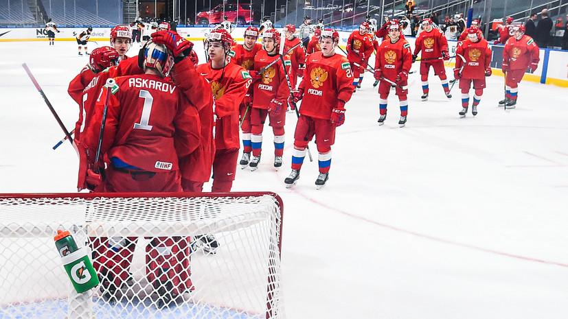 Назаров уверен, что в матче с Канадой россияне должны показать свой лучший хоккей