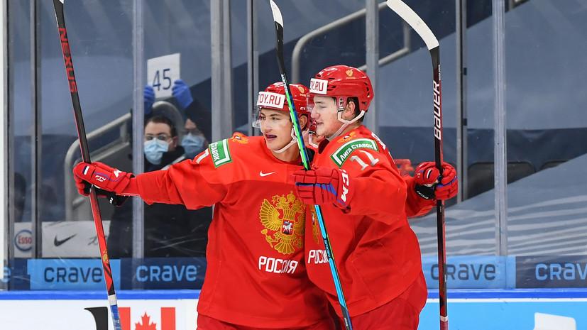 Буре поделился ожиданиями от матча МЧМ Россия — Канада