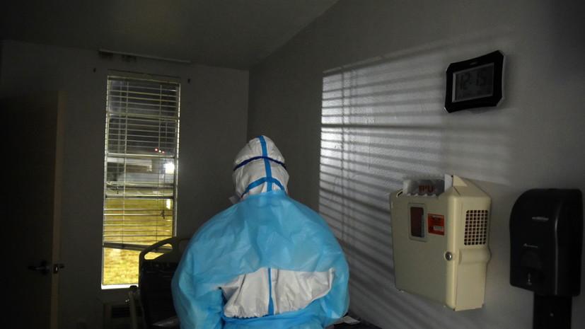 В США за суткивыявили почти300 тысяч случаев коронавируса
