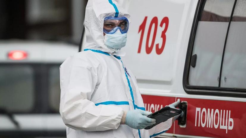 В Петербурге заявили о снижении числа госпитализаций пациентов с COVID-19