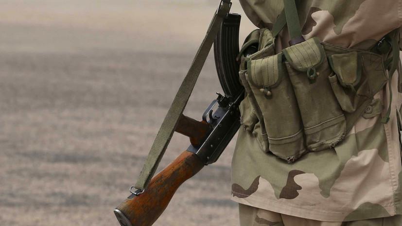 Около 100 человек погибли при атаке боевиков в Нигере