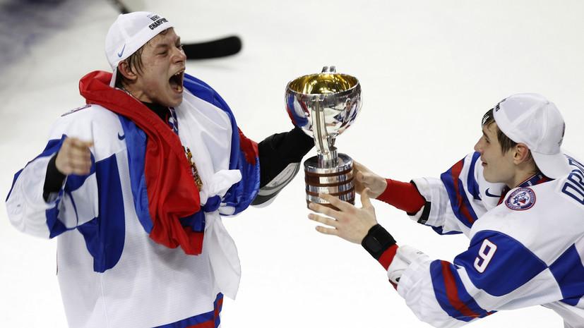 Чудо в Баффало, разгром в Остраве и остросюжетные полуфиналы: как Россия играла с Канадой на МЧМ по хоккею в XXI веке