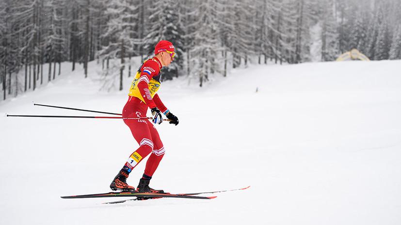«Отсутствие норвежцев — минус для Саши»: Бородавко о лидерстве Большунова на «Тур де Ски» и проблемах с весом Непряевой
