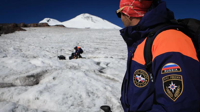 Спасатели ищут группу туристов в горах на Урале