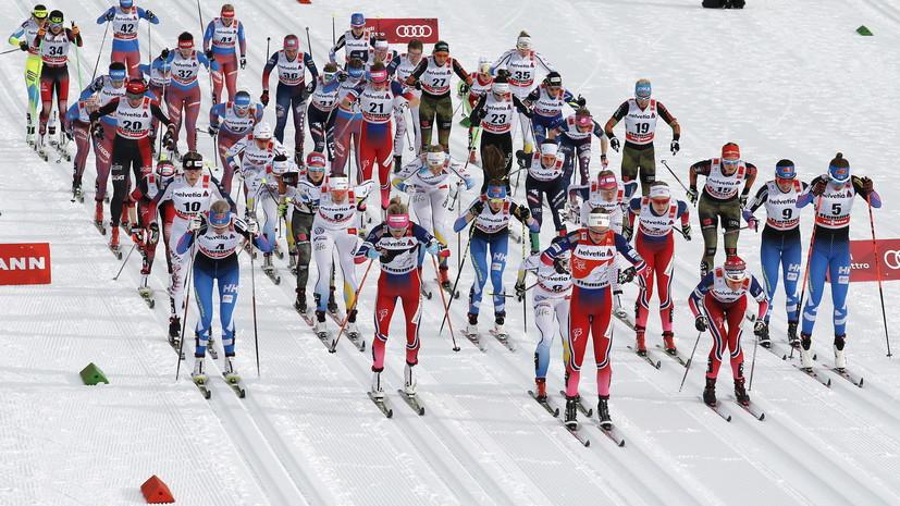 В сборной Швеции недовольны штрафом на «Тур де Ски» за нарушение масочного режима