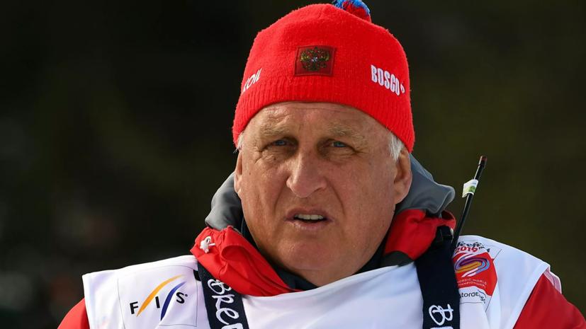 Тренер сборной России объяснил, как на Большунове сказывается отсутствие норвежцев на «Тур де Ски»