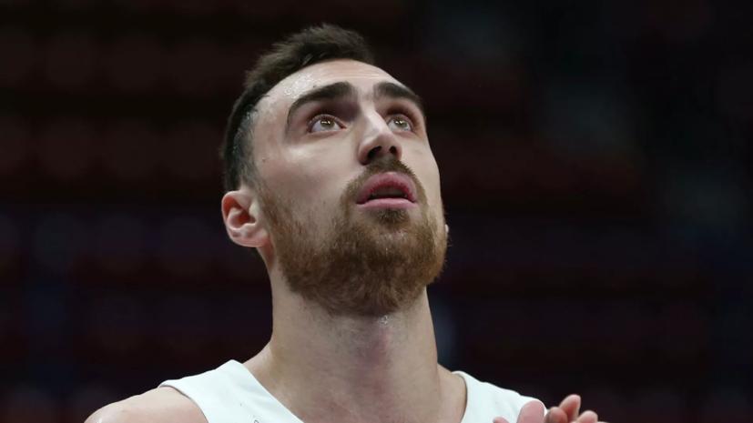 Баскетболист ЦСКА Милутинов признан MVP Евролиги в декабре