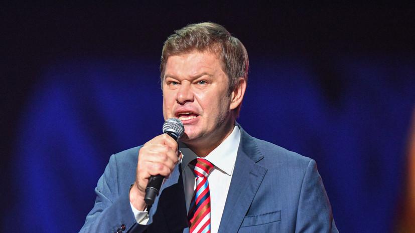 Губерниев выразил удовлетворение тем, что молодёжную сборную России возглавляет Ларионов