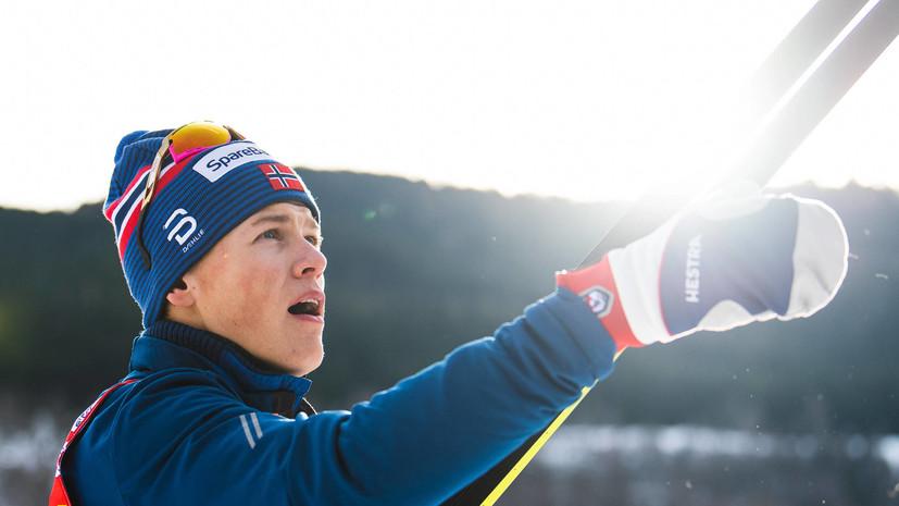 Клебо будет соревноваться на январских этапах Кубка мира по лыжам