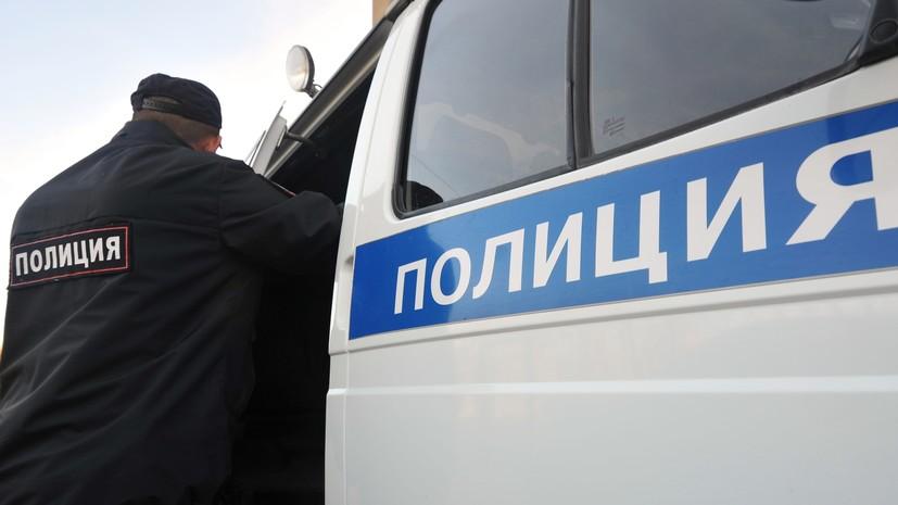 Неизвестный открыл стрельбу на юго-востоке Москвы