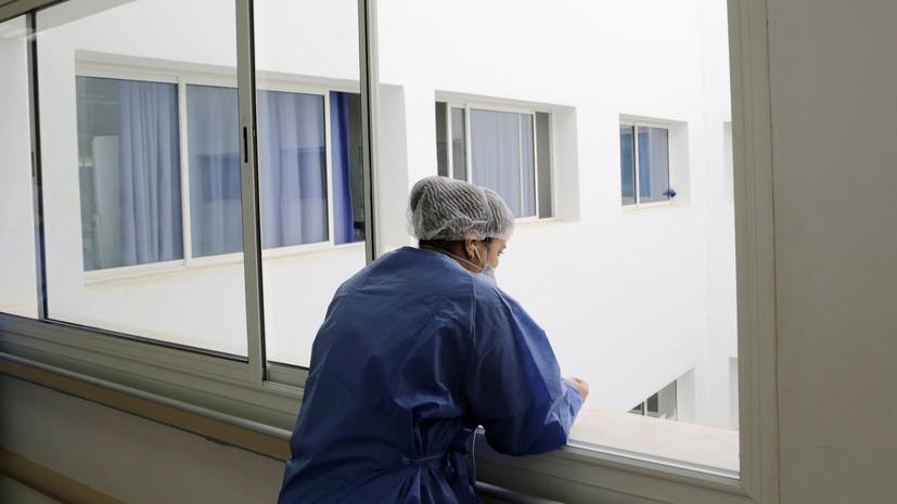 Число случаев коронавируса в Марокко достигло 443 802