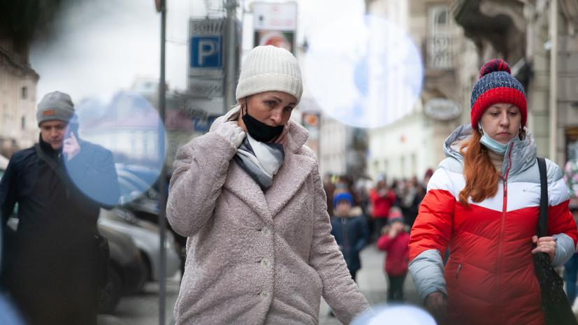 На Украине начнут сбор подписей за использование вакцины «Спутник V»
