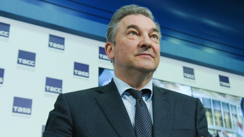 Глава ФХР считает, что Аскаров нормально сыграл в матче с Канадой на МЧМ-2021