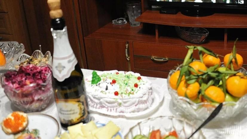 Диетолог рассказала, как восстановить режим питания после праздников