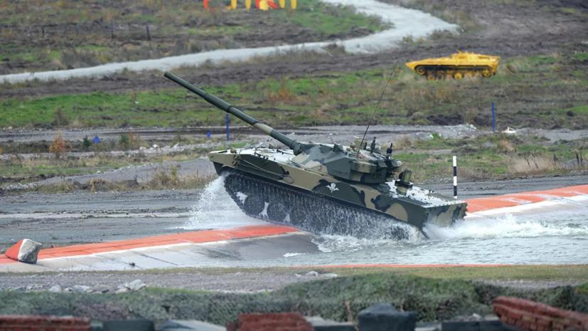 В ВДВ начали подготовку экипажей для плавтанков «Спрут-СДМ1»