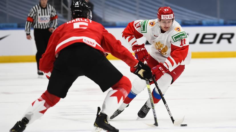 Лещенко считает, что счёт матча Россия — Канада на МЧМ отражает уровень отечественного хоккея