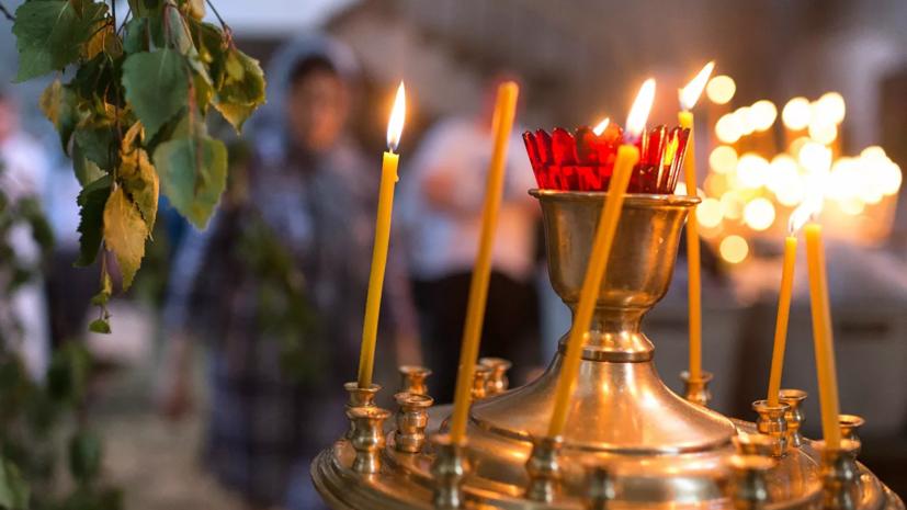 В Ростовской области рассказали о работе храмов в Рождество