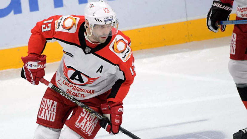 Шайба и буллит Дацюка помогли «Автомобилисту» обыграть ЦСКА в матче КХЛ