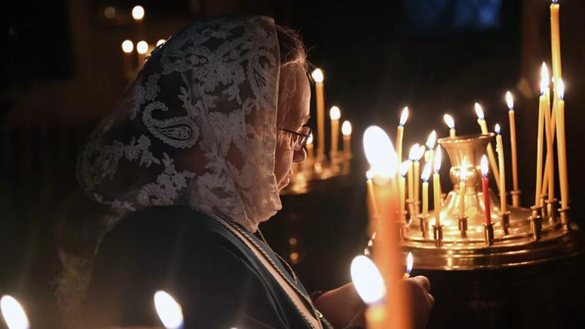 В Петербурге рассказали, где пройдут рождественские службы
