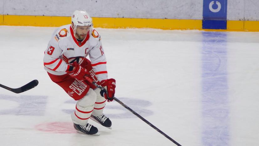 Дацюк дал совет хоккеистам молодёжной сборной России