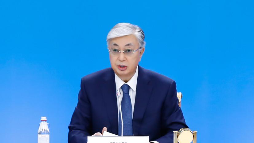 Президент Казахстана написал статью о независимости страны