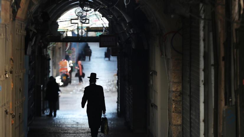 В Израиле с 7 января вводят двухнедельный карантин