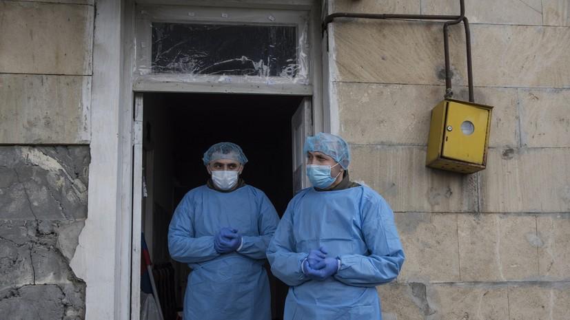 В Минобороны рассказали о работе российских военных врачей в Карабахе