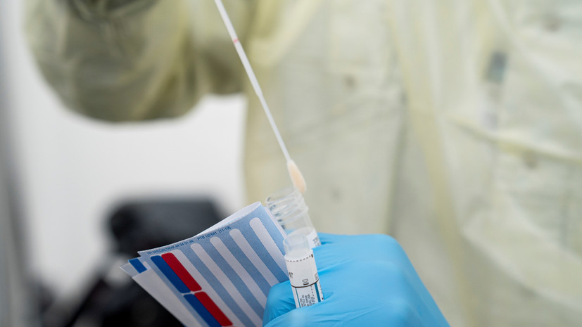 В России за сутки выявлено 24 217 случаев коронавируса