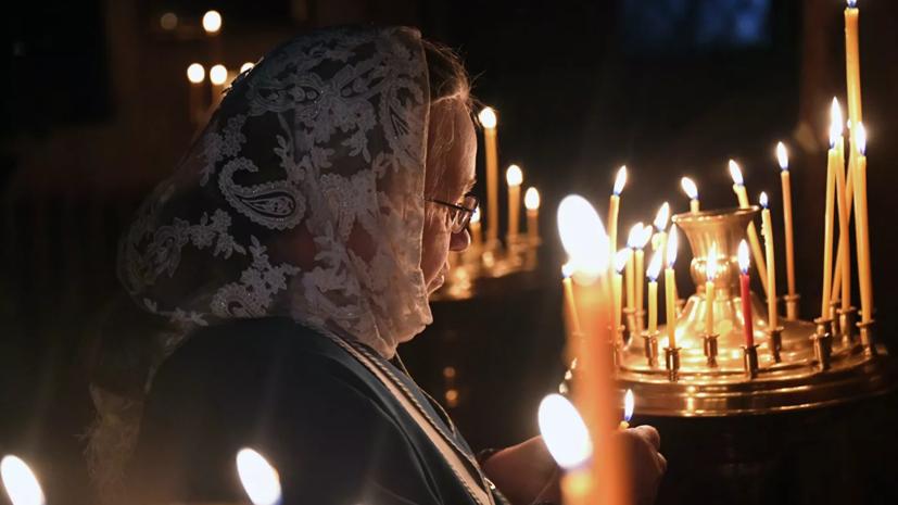 В храмах Удмуртии пройдут рождественские богослужения