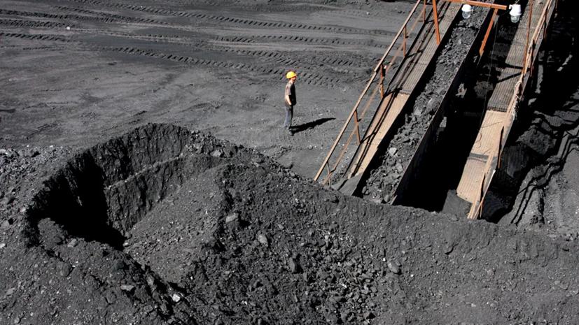Минэнерго высказалось об угле в условиях развития зелёной энергетики