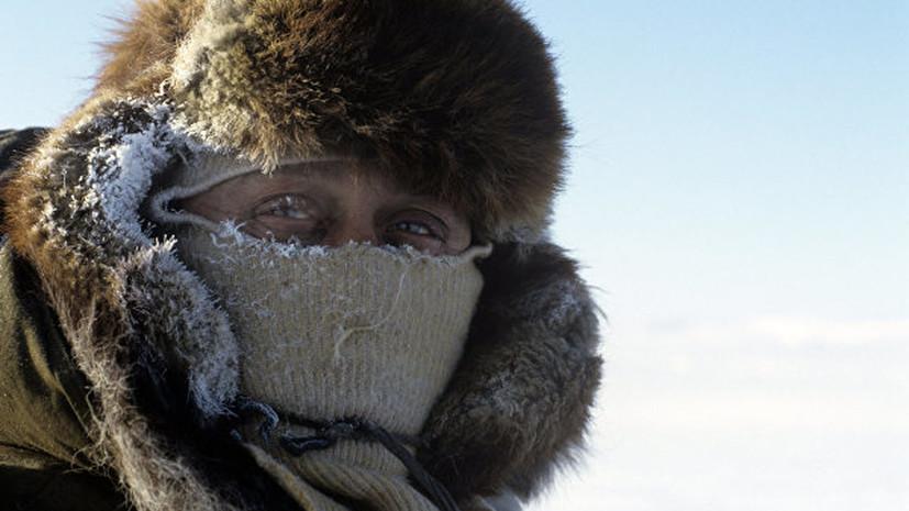 Спасатели предупредили о морозах до -35 °С в Томской области