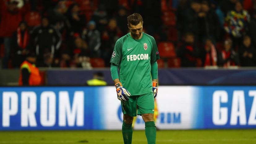 Экс-футболист сборной Италии де Санктис попал в ДТП и находится в реанимации