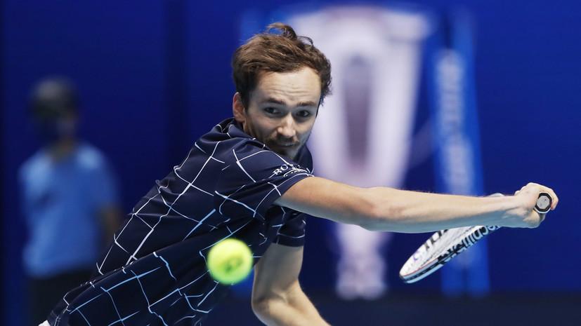 Шварцман считает, что в 2021 году Медведев выиграет турнир Большого шлема