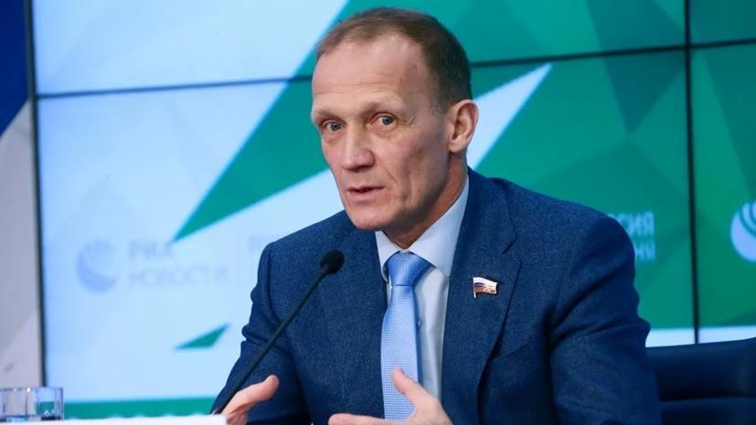 Драчёв: поднять российский биатлон — это задача не на один год