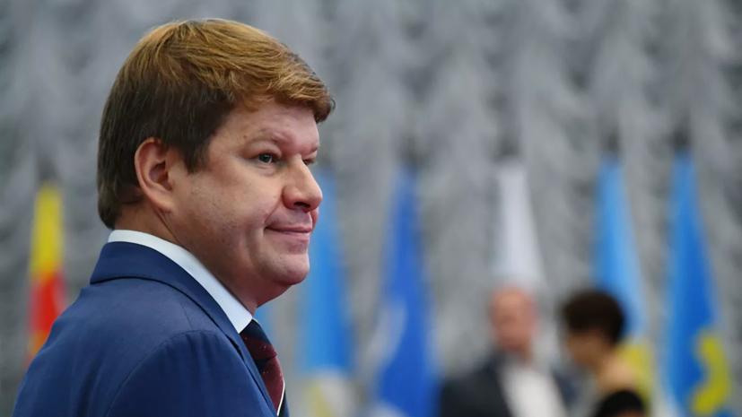 Губерниев высказался о массовом снятии биатлонистов с «Ижевской винтовки»