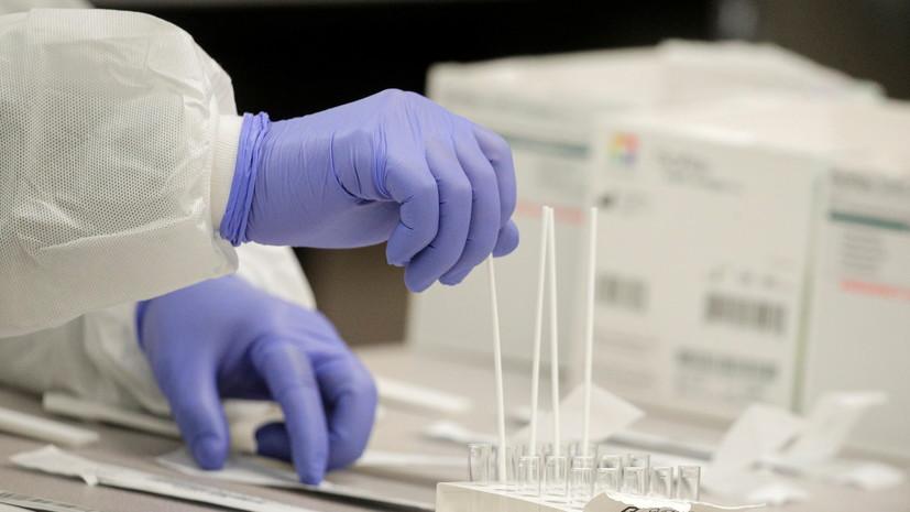 В Латвии выявили заболевших новым штаммом коронавируса