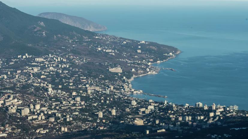 Спасатели предупредили об усилении ветра до 20 м/с в Крыму