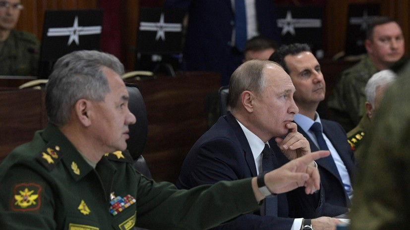 Глава ГУ Генштаба рассказал о сложности подготовки визита Путина в САР