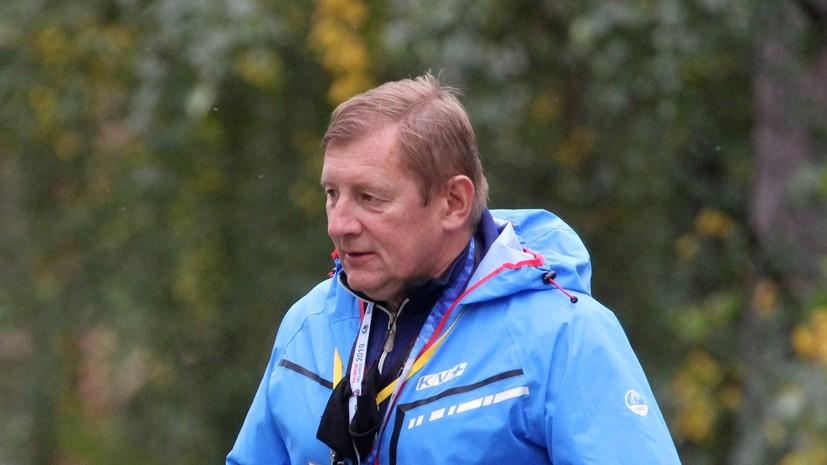 Каминский выделил положительные тенденции в сборной России по биатлону