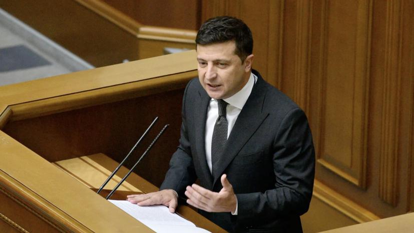 Зеленский рассказал о целях нового карантина на Украине