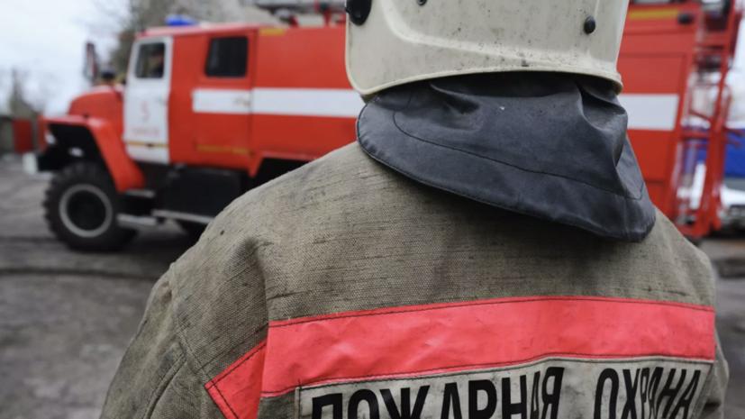 Во Владивостоке потушили пожар на одной из подстанций