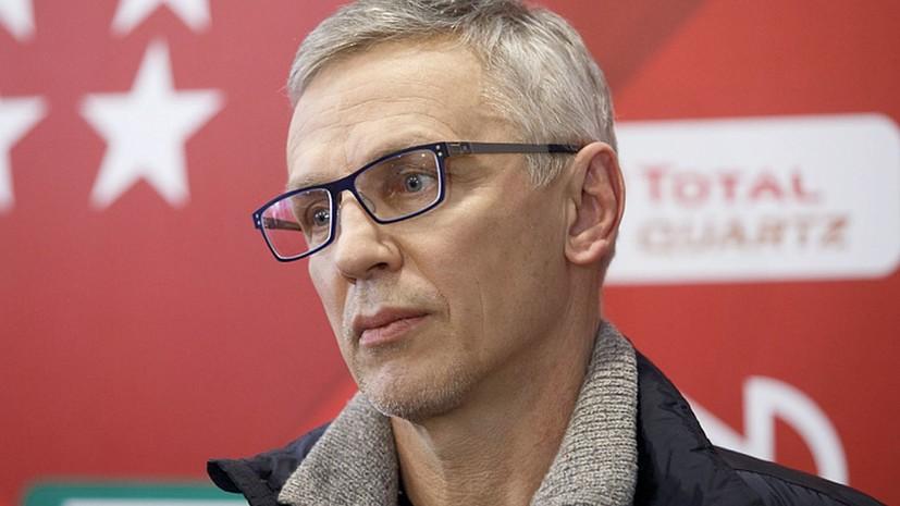 Ларионов рассказал о требующих исправления ошибках