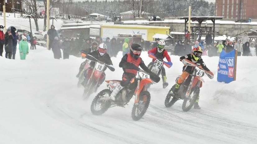 В Удмуртии прошёл Рождественский фестиваль технических видов спорта