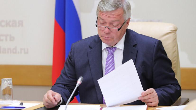 В Ростовской области наградили медиков