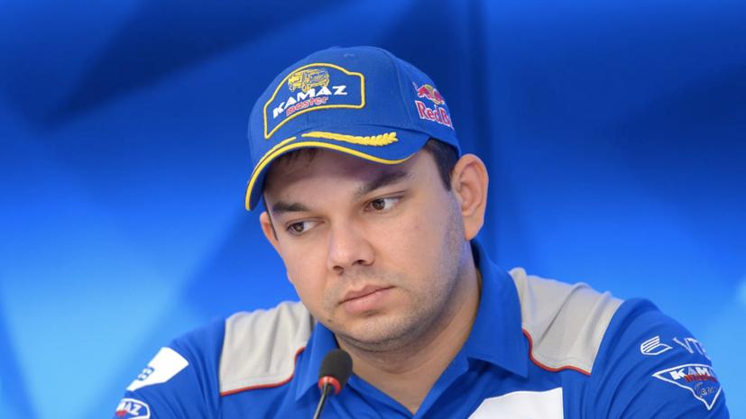 Экипаж Мардеева выиграл шестой этап «Дакара»