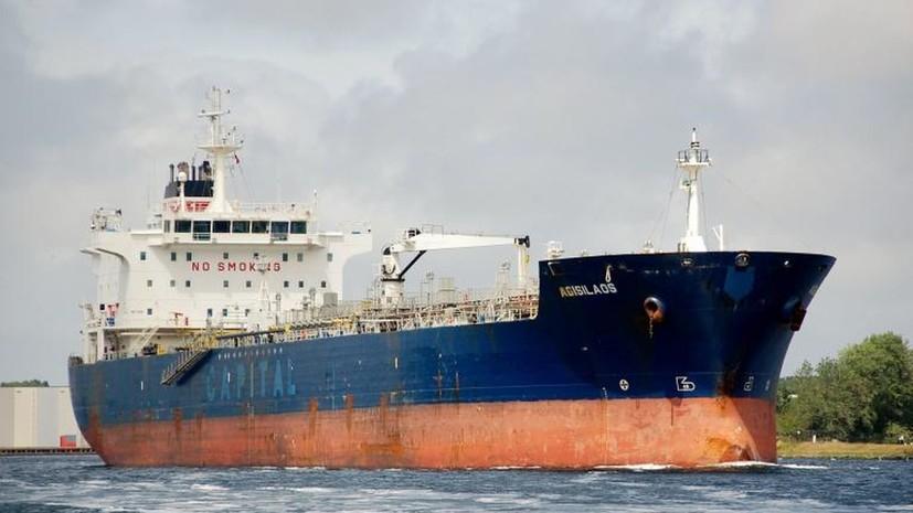 Освобождён похищенный в Гвинейском заливе российский моряк