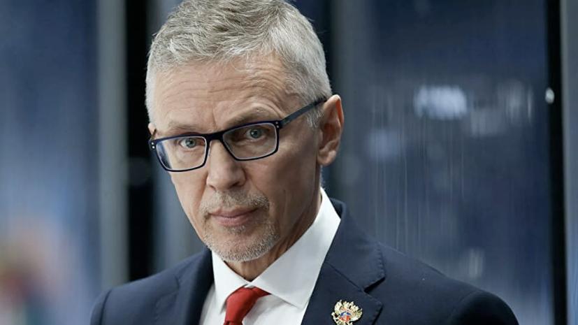Николишин назвал глупостью утверждения об отсутствии у Ларионова тренерского опыта