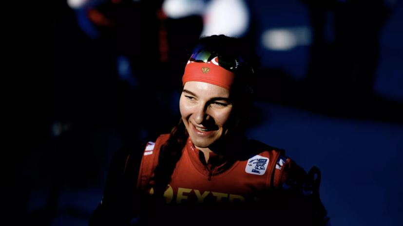 Тренер раскрыл, что кричал Непряевой во время победной гонки на «Тур де Ски»